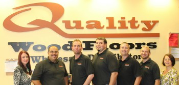 The Team at Quality Wood Floors